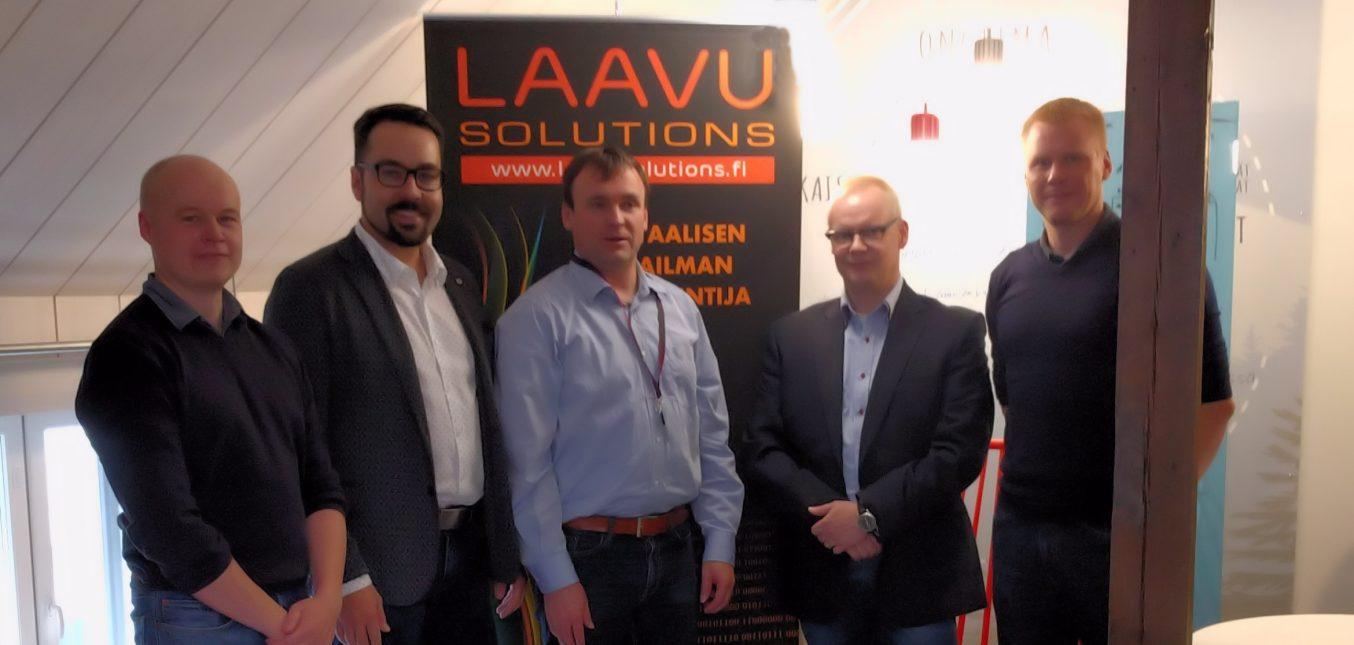 Laavu Solutions ja M-Files jatkavat ja vahvistavat yhteistyötään