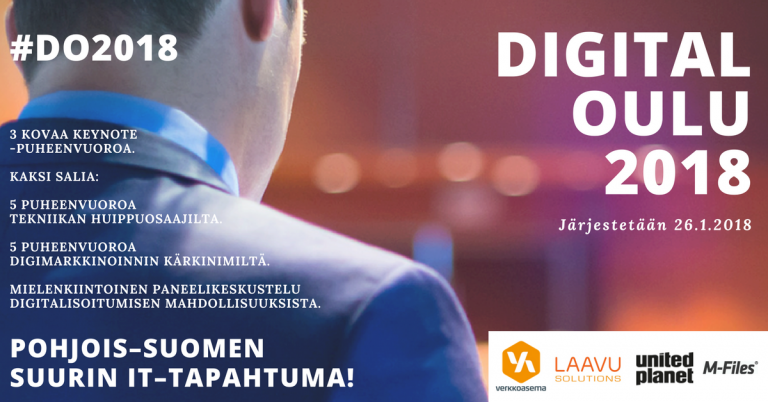 Digital Oulu 2018